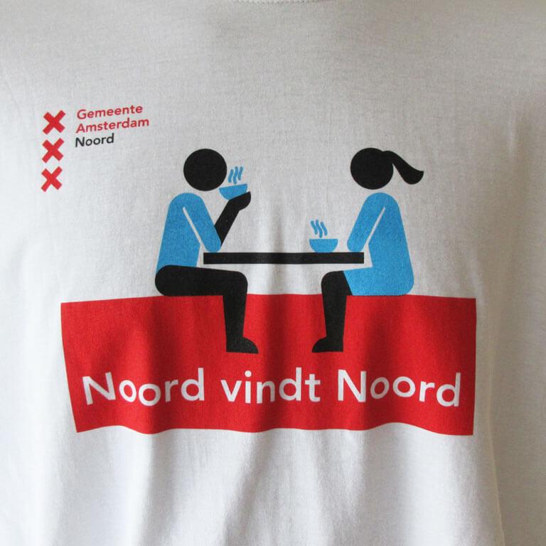 amsterdam noord t-shirts bedrukken