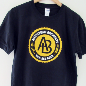 t-shirts bedrukken amsterdam brewery