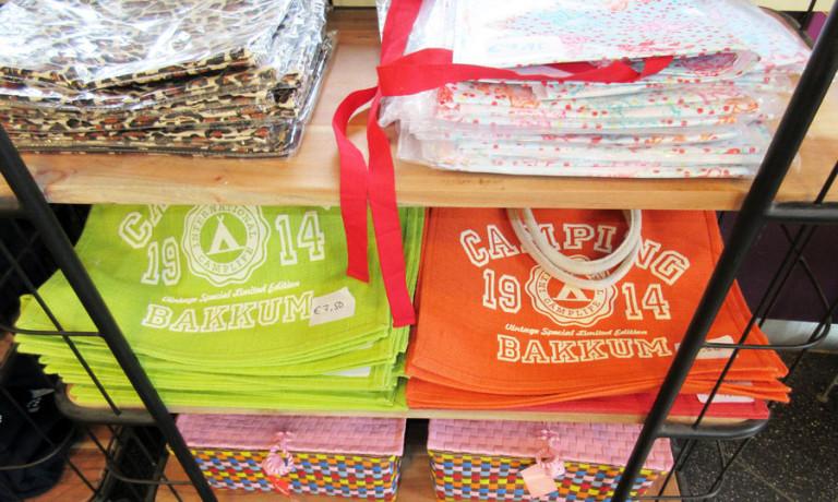 textieldruk camping bakkum drukwerk