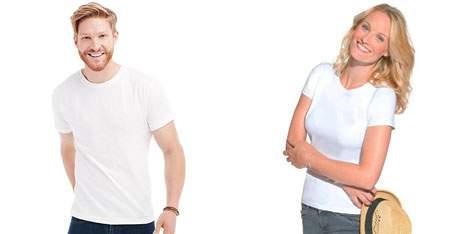 Dames T-shirts bedrukken Amsterdam